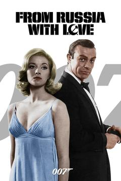 Best Movies of 1963 : From Russia with Love