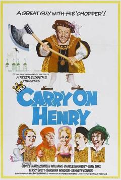 Best Adventure Movies of 1971 : Carry On Henry
