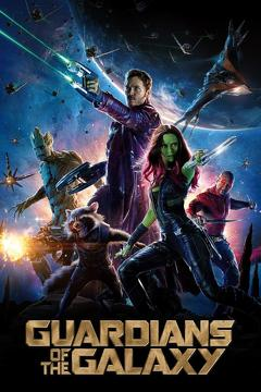 Best Adventure Movies of 2014 : Guardians of the Galaxy