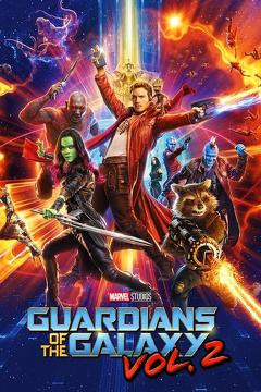Best Adventure Movies of 2017 : Guardians of the Galaxy Vol. 2
