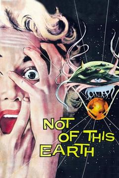 Best Horror Movies of 1957 : Not of This Earth