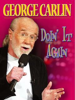 Best Tv Movie Movies of 1990 : George Carlin: Doin' it Again