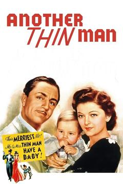 Best Comedy Movies of 1939 : Another Thin Man