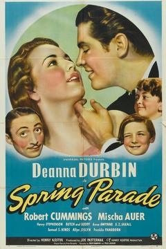 Best Music Movies of 1940 : Spring Parade