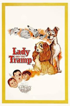 Best Animation Movies of 1955 : Lady and the Tramp