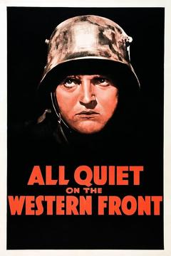Best Drama Movies of 1930 : All Quiet on the Western Front