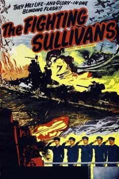 Best History Movies of 1944 : The Fighting Sullivans