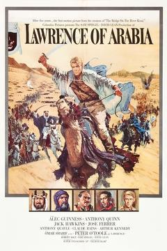 Best History Movies of 1962 : Lawrence of Arabia