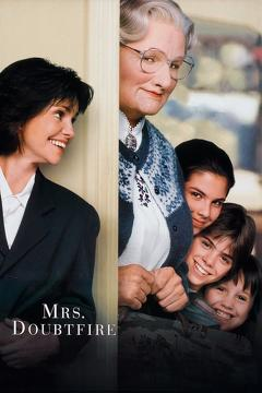Best Family Movies of 1993 : Mrs. Doubtfire