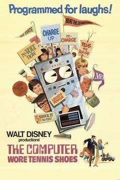 Best Family Movies of 1969 : The Computer Wore Tennis Shoes