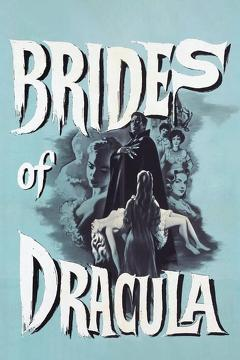 Best Horror Movies of 1960 : The Brides of Dracula
