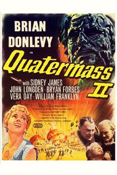 Best Science Fiction Movies of 1957 : Quatermass 2