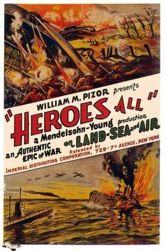 Best Documentary Movies of 1920 : Heroes All