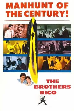 Best Action Movies of 1957 : The Brothers Rico