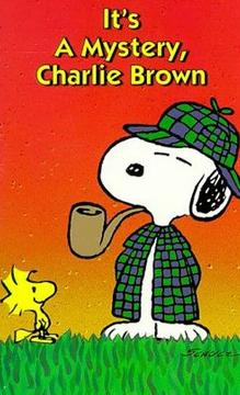 Best Animation Movies of 1974 : It's a Mystery, Charlie Brown