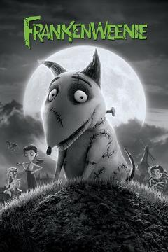 Best Family Movies of 2012 : Frankenweenie