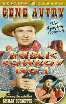 Best Western Movies of 1937 : Public Cowboy No. 1