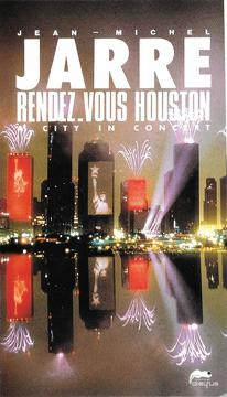 Best Music Movies of 1986 : Jean Michel Jarre Rendez-vous Houston: A City in Concert