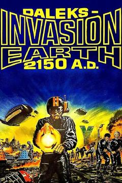 Best Science Fiction Movies of 1966 : Daleks' Invasion Earth: 2150 A.D.