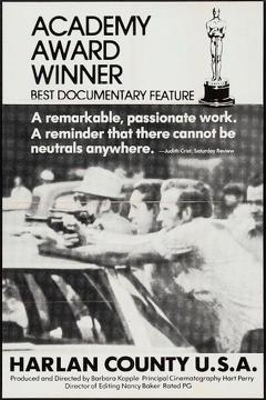 Best Documentary Movies of 1976 : Harlan County U.S.A.