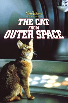 Best Family Movies of 1978 : The Cat from Outer Space