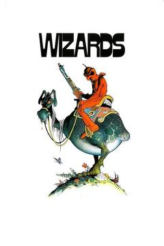 Best Animation Movies of 1977 : Wizards
