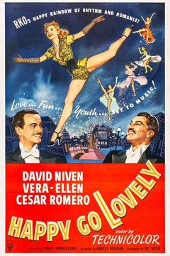 Best Music Movies of 1951 : Happy Go Lovely