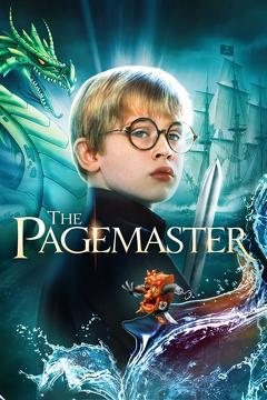 Best Animation Movies of 1994 : The Pagemaster