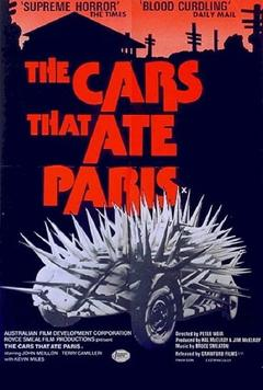 Best Mystery Movies of 1974 : The Cars That Ate Paris