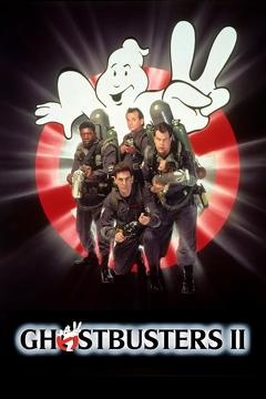 Best Comedy Movies of 1989 : Ghostbusters II