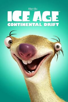 Best Animation Movies of 2012 : Ice Age: Continental Drift