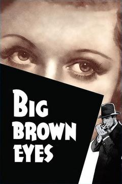 Best Mystery Movies of 1936 : Big Brown Eyes