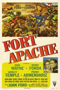 Best Western Movies of 1948 : Fort Apache