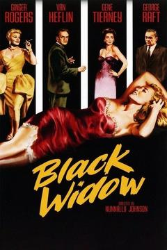 Best Mystery Movies of 1954 : Black Widow
