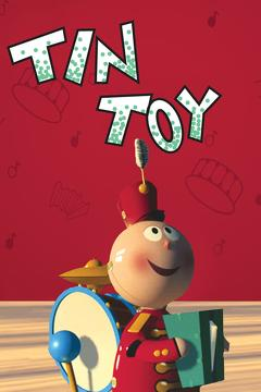 Best Animation Movies of 1988 : Tin Toy