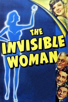Best Science Fiction Movies of 1940 : The Invisible Woman