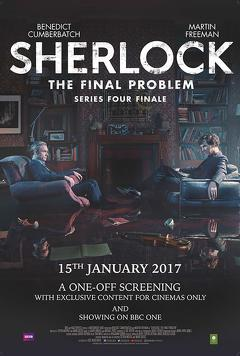 Best Mystery Movies of 2017 : Sherlock: The Final Problem