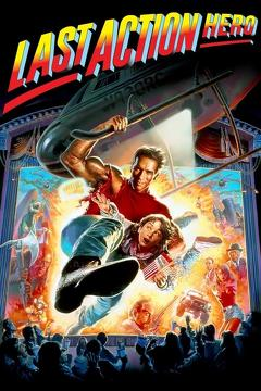 Best Fantasy Movies of 1993 : Last Action Hero