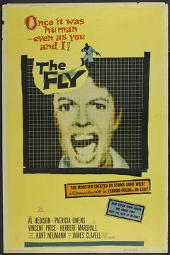 Best Science Fiction Movies of 1958 : The Fly
