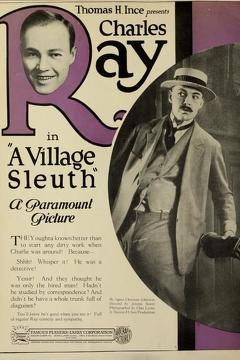 Best Mystery Movies of 1920 : A Village Sleuth