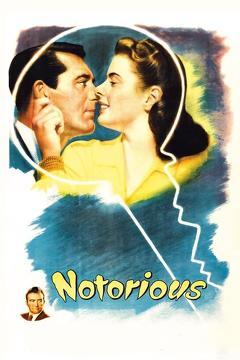 Best Drama Movies of 1946 : Notorious