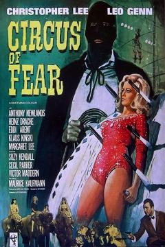 Best Horror Movies of 1966 : Circus of Fear