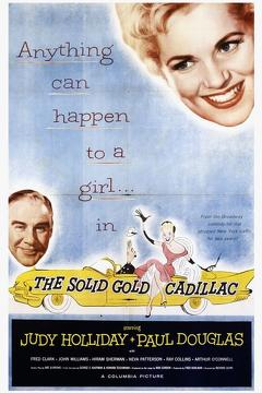 Best Romance Movies of 1956 : The Solid Gold Cadillac