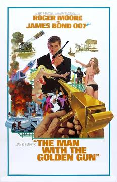 Best Adventure Movies of 1974 : The Man with the Golden Gun
