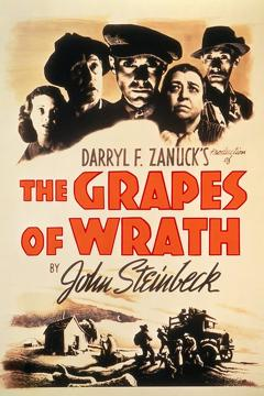 Best Drama Movies of 1940 : The Grapes of Wrath