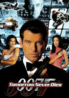 Best Adventure Movies of 1997 : Tomorrow Never Dies
