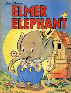 Best Animation Movies of 1936 : Elmer Elephant
