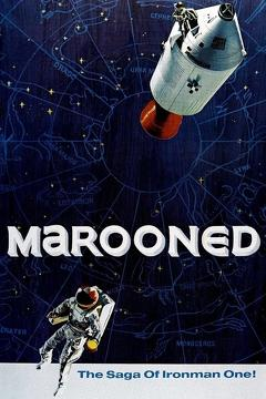 Best Science Fiction Movies of 1969 : Marooned