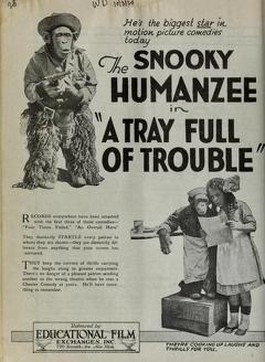 Best Western Movies of 1920 : A Tray Full of Trouble