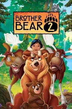 Best Animation Movies of 2006 : Brother Bear 2